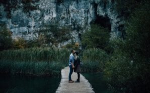 The London Standard picks Plitvice as a Valentine's Day destination