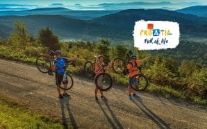PLITVICE VALLEYS BIKE WEEKEND Three days of cycling and great…
