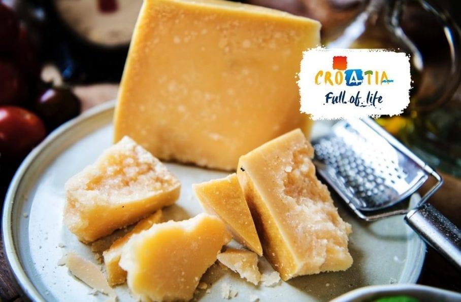 cheese lika senj county