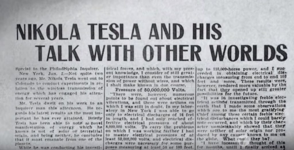 Deadly Intelligence Americans Researching The Mysterious Death Of Nikola Tesla Plitvice Times