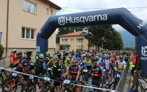 GREAT DAY: 600 cyclist at Adria Bike Marathon Plitvice!