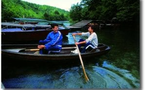 We remember him today: Dražen Petrović at Plitvice Lakes