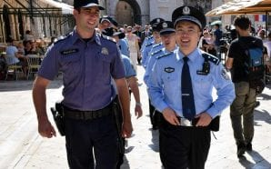 2nd joint patrol between Croatian & Chinese police concludes with…