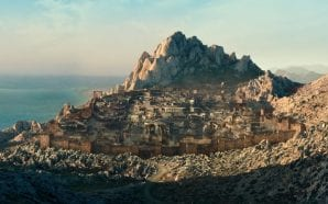 A scenes from Hercules – Velebit in Hollywood blockbuster!
