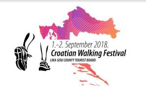 First Croatian Walking Festival in Lika-Senj County!
