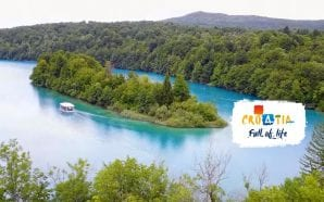 Štefanija's Island – a jewel on Lake Kozjak you can…