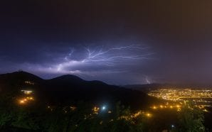 "CROATIAN STORM CHASER ""It was one heck of a storm…"