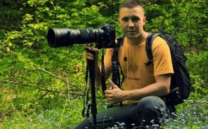 INTERVIEW Wildlife photographer Nino Salkić