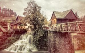 VIDEO The beauty of Slunj in autumn