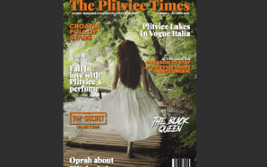 WE`RE ON ISSUU Read The Plitvice Times Magazine online!