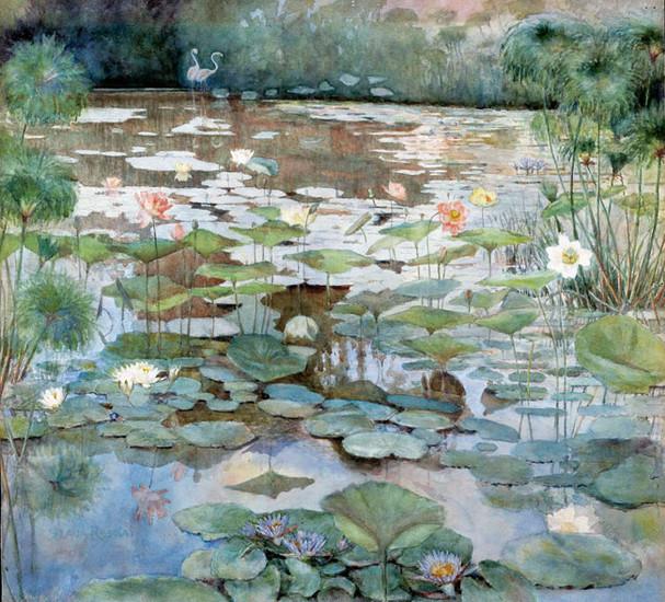 Slava Raskaj One Of The Most Outstanding Croatian Watercolor