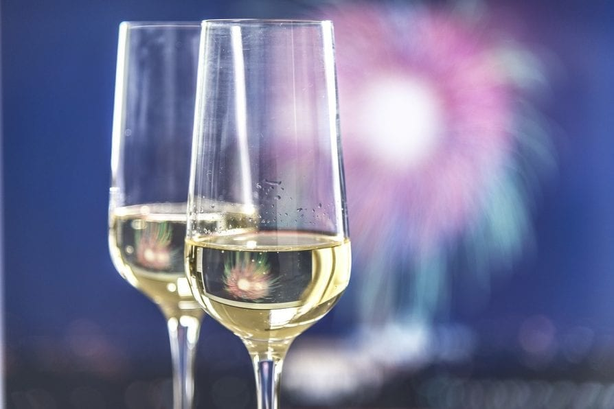 plitvice new year celebration