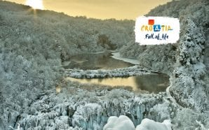 5 reasons to visit Plitvice Lakes right after New Year`s…