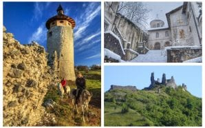 GREAT NEWS Four nearby castles and fortresses to be restored…