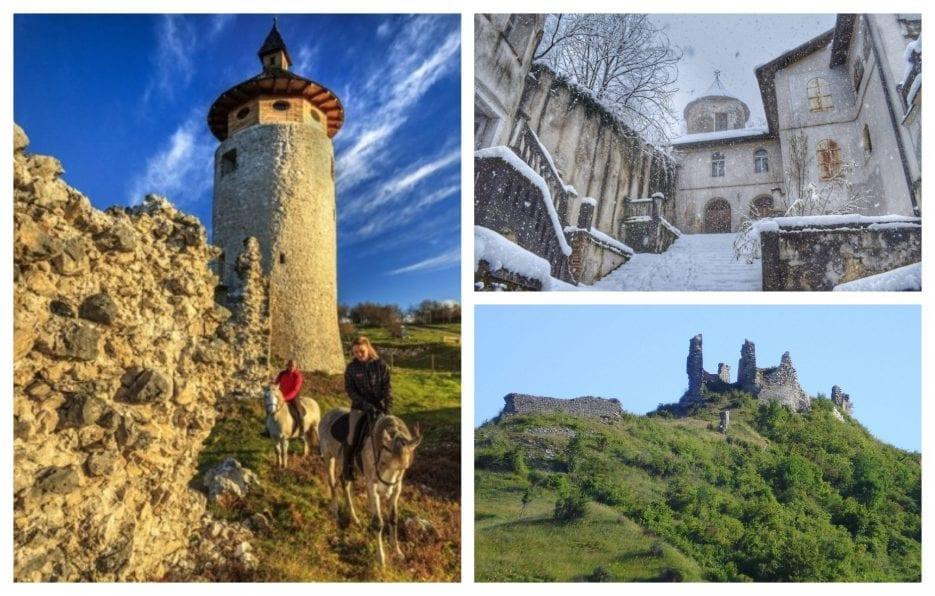 castles karlovac county