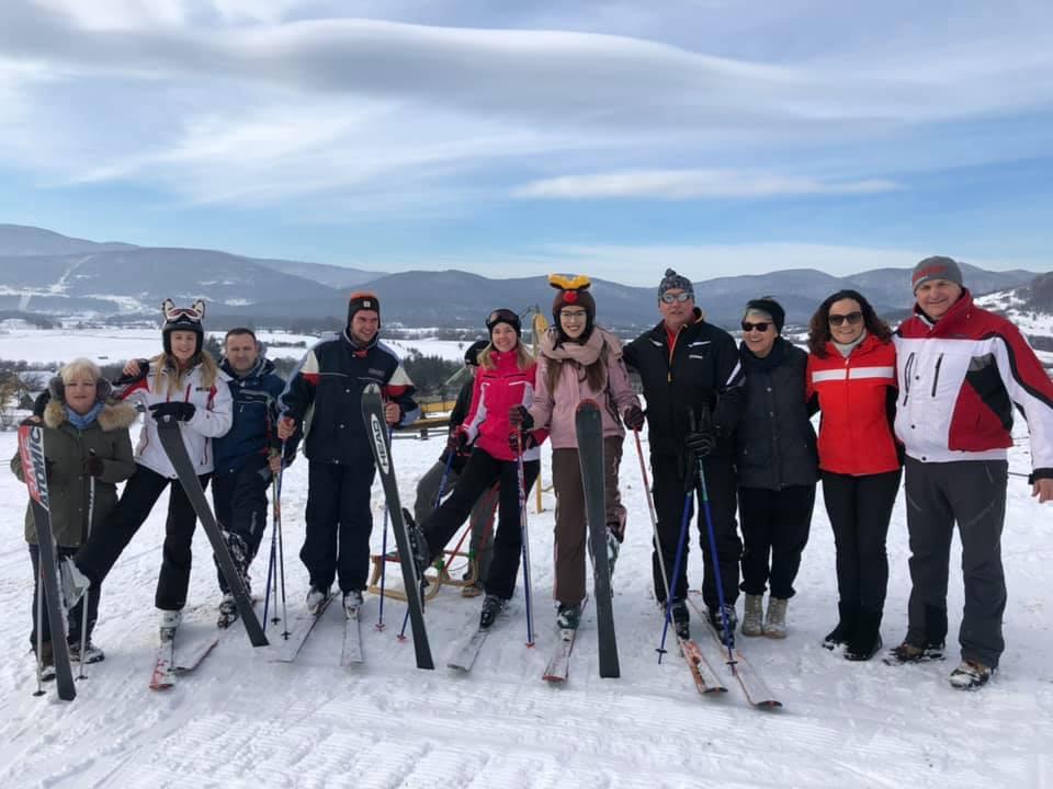 ski resort brinje