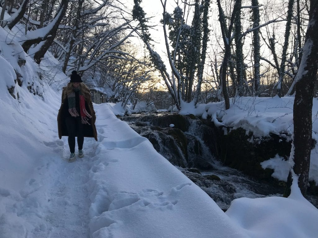 stacey iverson humans of plitvice