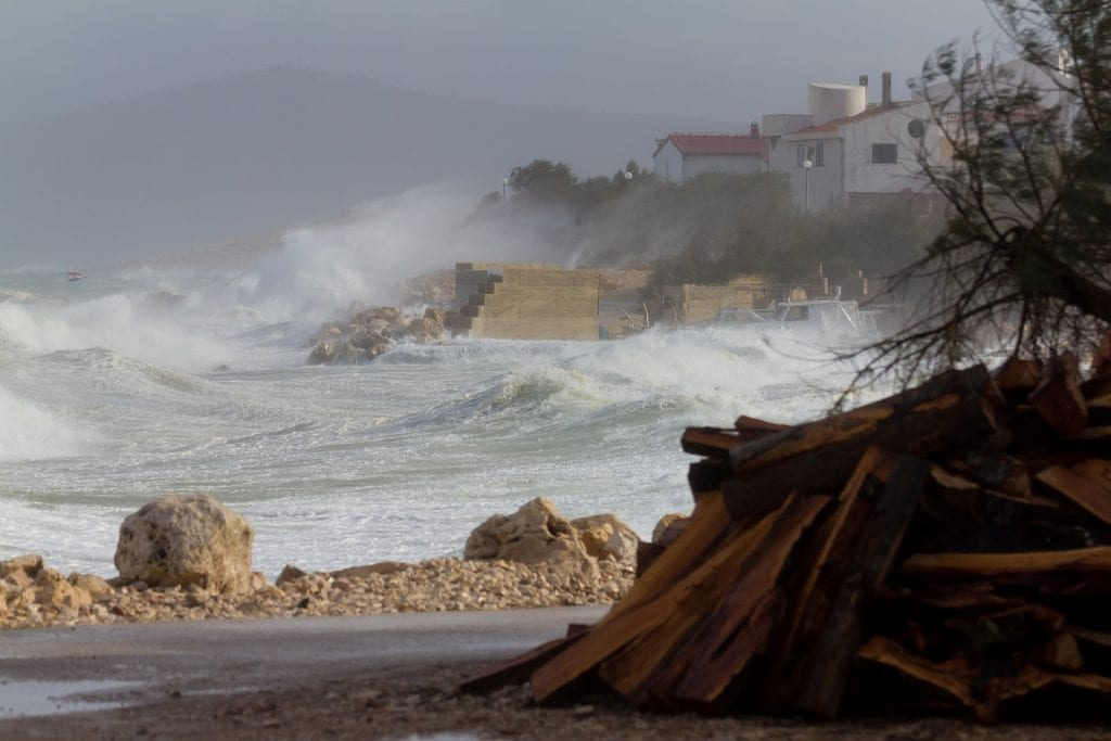 storm croatia