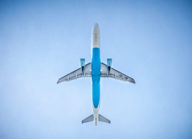 airplane croatia france
