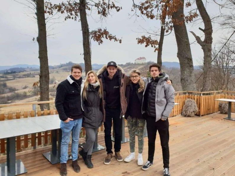 influencers in croatia