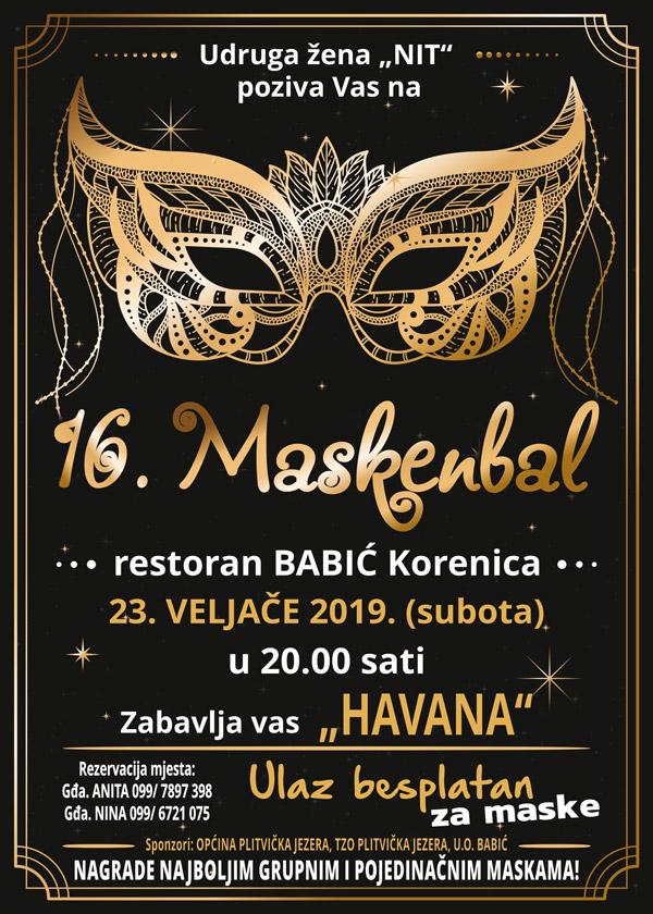 korenica masquerade