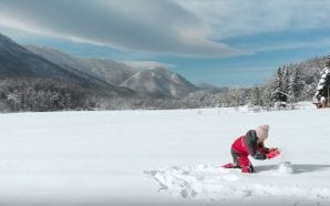 VIDEO Lika & Velebit in its full winter glory
