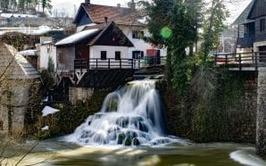 TRAVELSEWHERE My trip to the Waterfalls of Rastoke