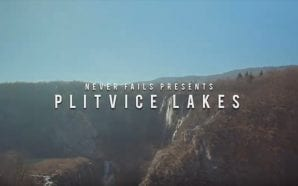 VIDEO The neverending beauty of Plitvice Lakes