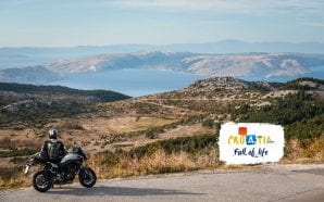 ADRIATIC ROUTE The most beautiful motorcycle road in Lika-Senj County