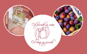 One perfume Plitvice = one plum tree seedling! New campaign…