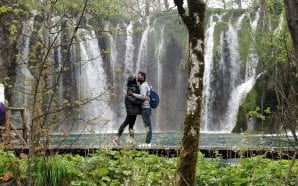 MIHIR & NIYATI Our romantic anniversary at Plitvice Lakes