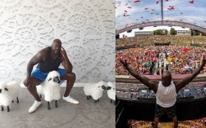 PERFORMING TONIGHT Shaquille O'Neal arrived to Novalja!