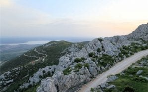 BUILDING THE ADRION Indulging all Five Senses in the Velebit…