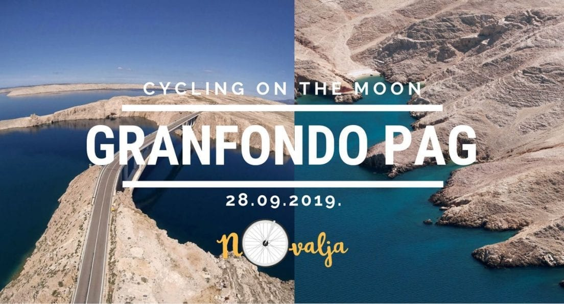granfondo pag race 2019 visual