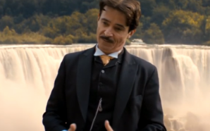 DOCTOR WHO Goran Višnjić plays Nikola Tesla in a famous…