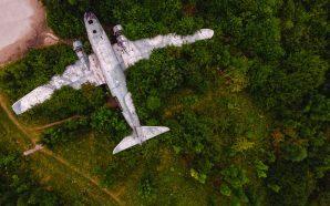 INCREDIBLE PHOTOS Abandoned Plane at Željava Airbase