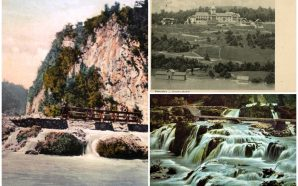 Wish You Were Here! Vintage Postcards from Plitvice Lakes
