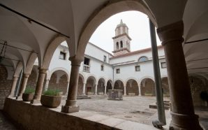 The Franciscan monastery Cres