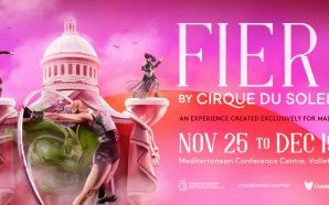 Cirque du Soleil Entertainment Group and Visit Malta Proudly Announce…
