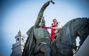 CROATIAN INVENTION World Cravat Day celebrated in Zagreb