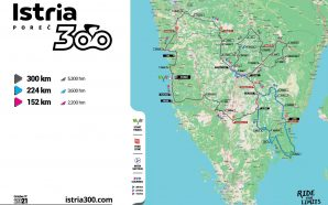 ISTRIA 300 Bike event for ambitious cyclists from all over…