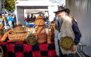This is wizard with unique handmade baskets from Gospić. Meet…